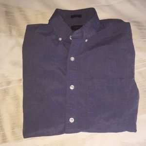 J. Crew slim fit extra small button down shirt